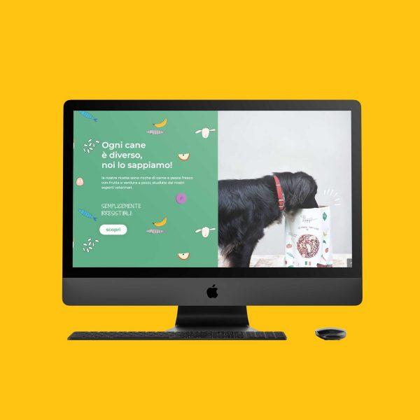 Web Design | E-commerce Hygge.Dog