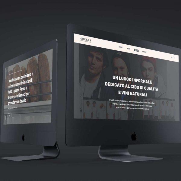 Website Design | Gigliola