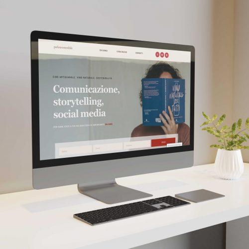 Web Design | Parla Sostenibile